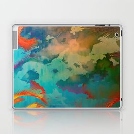 A place for lying down and look up / Botanic Laptop & iPad Skin