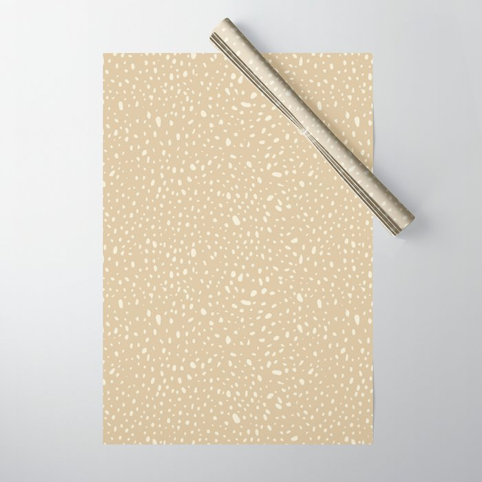 Morel Galaxy Wrapping Paper
