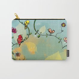 Three little birds Pitch by my door step Carry-All Pouch