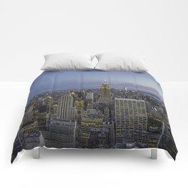 My golden city. Comforters