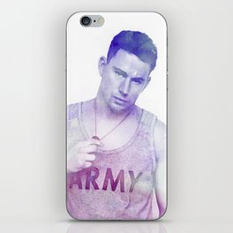 Channing iPhone Skin