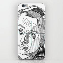 saul godman - breaking bad - abstract iPhone Skin