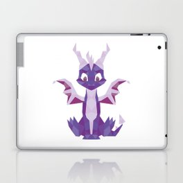 Spyro the dragon Lowpoly Laptop & iPad Skin