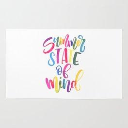 Summer State Of Mind Rug