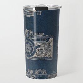 Cazin Camera patent art Travel Mug