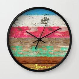 Eco Fashion Wall Clock
