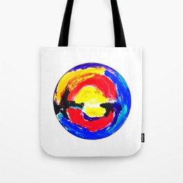 Colourful Dot Tote Bag