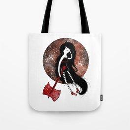 Miss Nightosphere Tote Bag