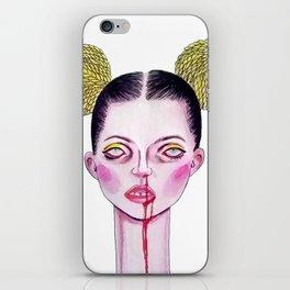 Miley C iPhone Skin