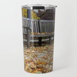 Autumn leves Travel Mug
