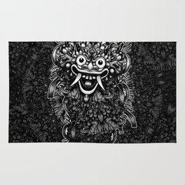 Bali Mask Rug