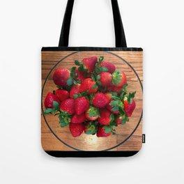 1e846ca0d0 Strawberries Tote Bag