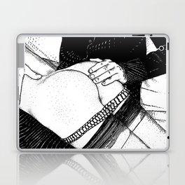 asc 488 - Les mains chaudes (Until his hands burn) Laptop & iPad Skin