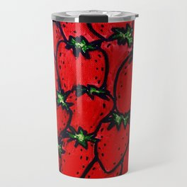 Strawberry jamboree Travel Mug