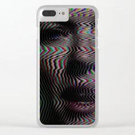 royksopp Clear iPhone Case