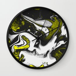Liquid Wall Clock