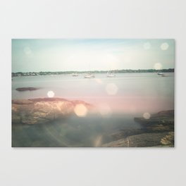 Salem Harbor Canvas Print