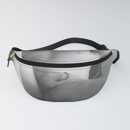 Nude Male Soft Light Fanny Pack