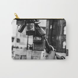 Lover's lock Carry-All Pouch
