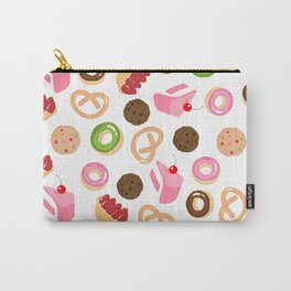 donut & cake & cookies Carry-All Pouch