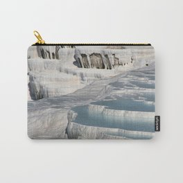Cotton Castle Carry-All Pouch