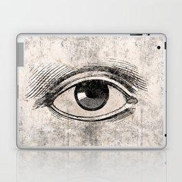 Vintage Eye Laptop & iPad Skin