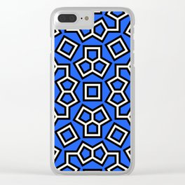 Delta Cross Clear iPhone Case