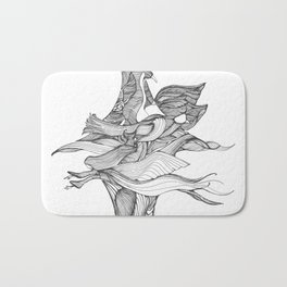 Wings and Things Bath Mat