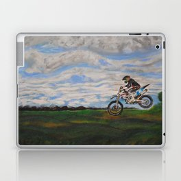 Moto Jump  Laptop & iPad Skin