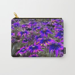 A Rainbow of Daisies Carry-All Pouch
