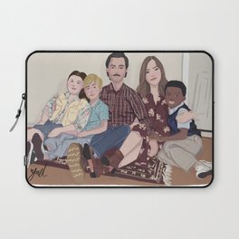THIS IS US Laptop Sleeve