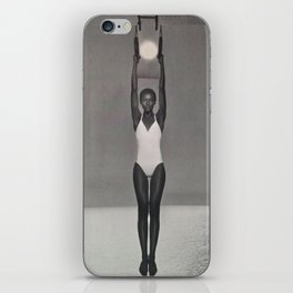 Hanging By A Thread iPhone Skin