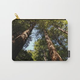 Sequioas Reaching  For The Sky Carry-All Pouch