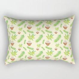 Tropical Feelings Rectangular Pillow