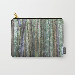 Moss & Redwoods Carry-All Pouch