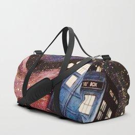 TARDIS in space Duffle Bag