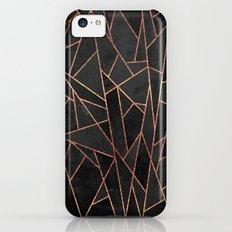 Shattered Black / 2 iPhone 5c Slim Case