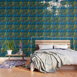 Carolina Parakeet Wallpaper
