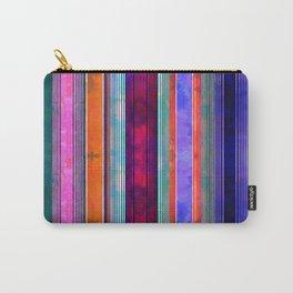 Serape Stripe Mexicali Carry-All Pouch