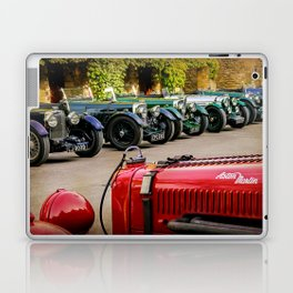 Vintage Aston Martins.  Laptop & iPad Skin