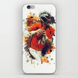 Peyton Manning iPhone Skin
