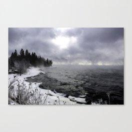 Stony Point Canvas Print