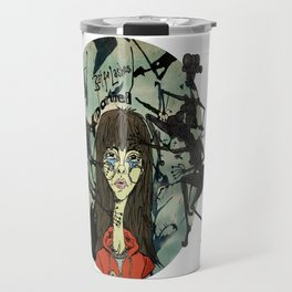 Bat for Lashes 'Daniel' Travel Mug