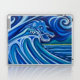 Water Dragon Laptop & iPad Skin