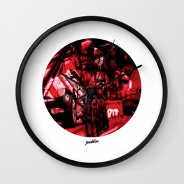 BMC Colours Wall Clock