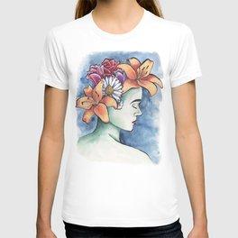 Garden Head T-shirt