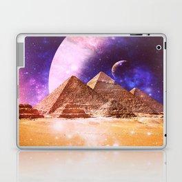Galaxy Pyramids Laptop & iPad Skin