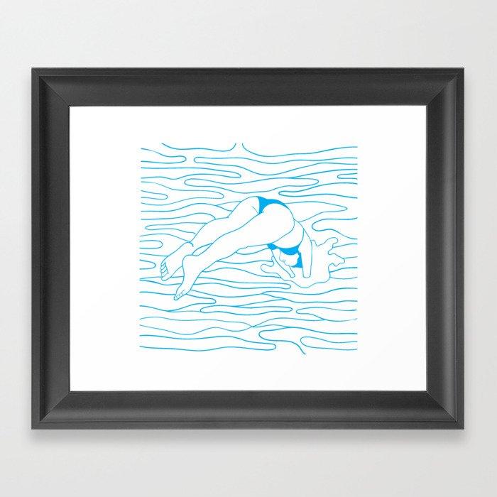 Reinbeck Framed Art Print
