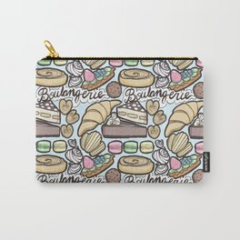 Boulangerie Carry-All Pouch