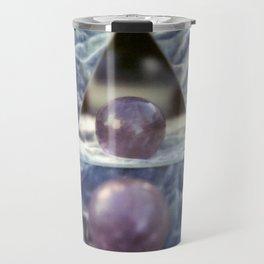 Crystal balls, Velvet, and Mirrors Travel Mug